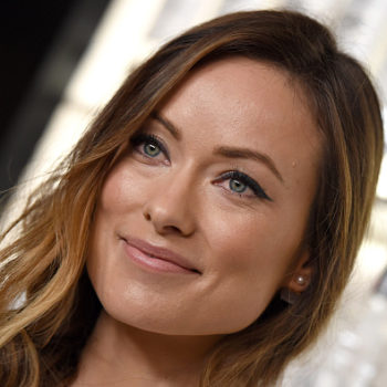 Olivia Wilde dyed her hair jet black, and the goth vibe is truly her best look yet