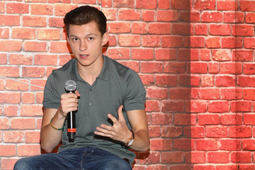 Tom Holland found out he got the role of Spider-Man in the most confusing way ever