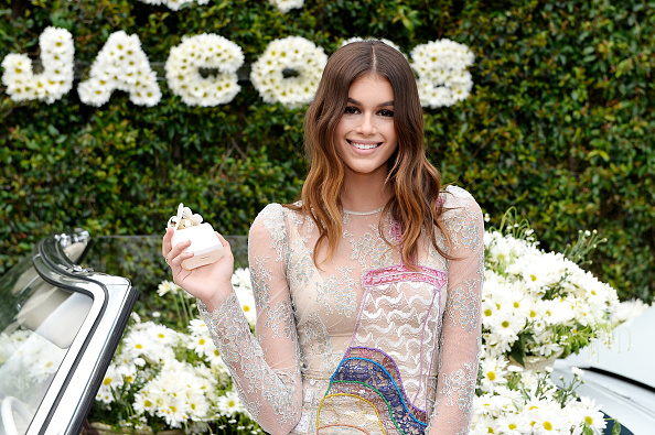 Kaia Gerber wore a vacuum cleaner dress, and spring cleaning has never looked so chic
