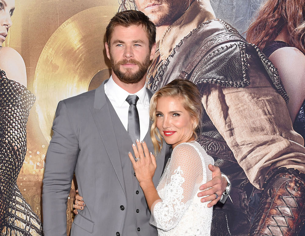 Elsa Pataky had the best response to rumors that there was anything wrong with her and Chris Hemsworth's marriage