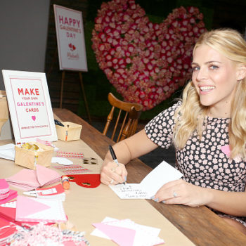 Busy Philipps wore her mom's wedding dress to brunch (and it was surprisingly chill)