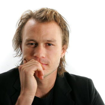 Heath Ledger's sister Kate was understandably very emotional while watching his documentary for the first time