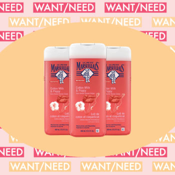 WANT/NEED: A budget-friendly soap that smells like a poppy field, and more stuff you'll want to buy