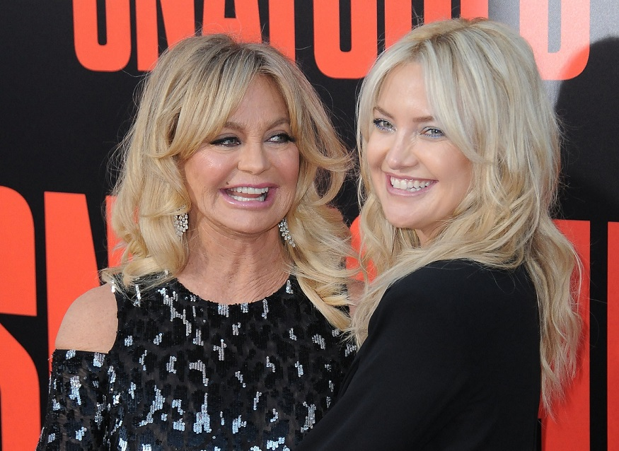 Goldie Hawn had the coolest response when asked about Kate Hudson's relationship with Nick Jonas