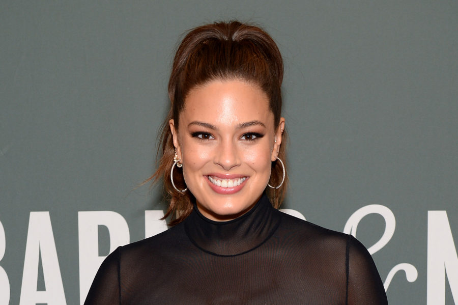 Ashley Graham's strapless bra hack is a game changer for women with large breasts
