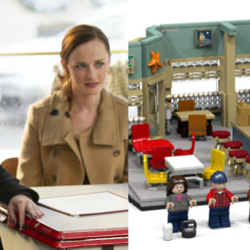"""A Lego """"Gilmore Girls"""" set might be on the way, because a dream is a wish your heart makes"""