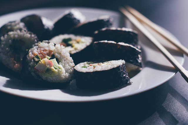 Sushi might be causing this to happen in your body, and we're a little scared