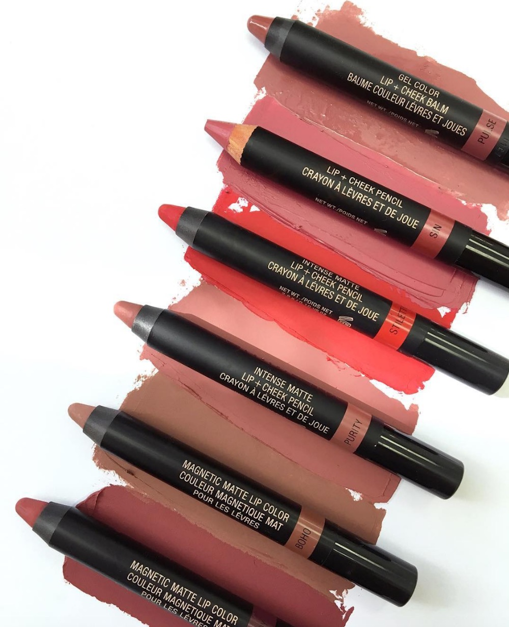 Nudestix joined forces with these five beauty influencers to create the ultimate lip set