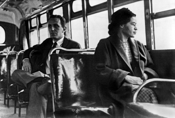 Why Rosa Parks put peanut butter in her pancakes