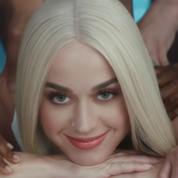"Feast your eyes on Katy Perry's saucy, sexy, NSFW ""Bon Appétit"" video"