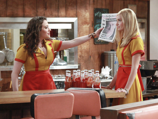 """2 Broke Girls"" has been cancelled, and say it ain't so!"