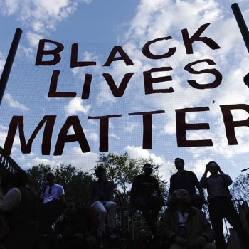You can celebrate Mother's Day by helping Black Lives Matter bail out moms in need
