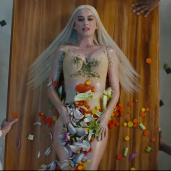 Inspired by Katy Perry's new video, fans are now taking the #BonAppetitChallenge