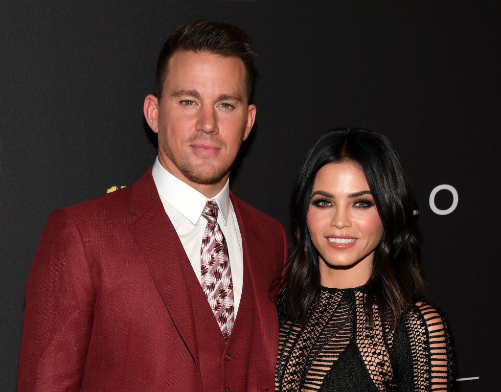 "Channing Tatum and Jenna Dewan-Tatum's daughter was NOT impressed with her parents' performance in ""Step Up"""