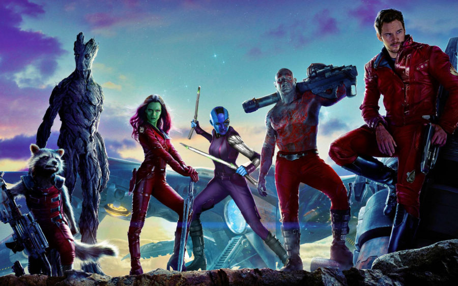 "This a capella mash-up of ""Guardians of the Galaxy"" songs is our new obsession"