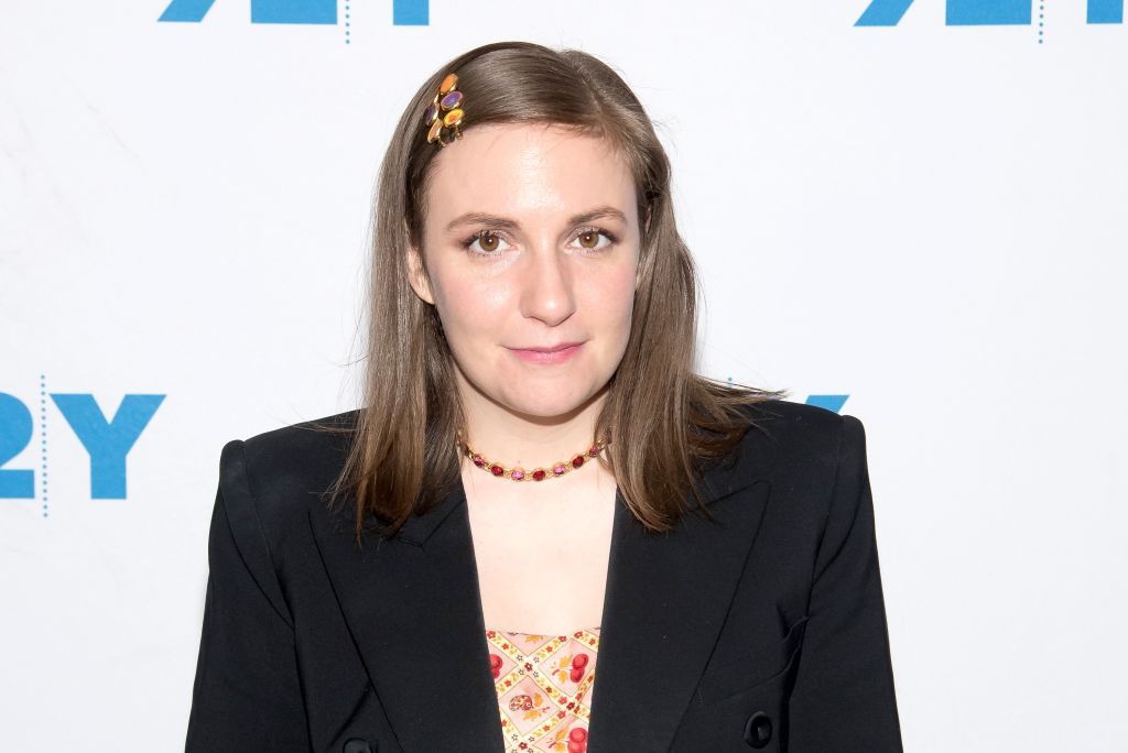 Lena Dunham works out to feel better, not to change her body