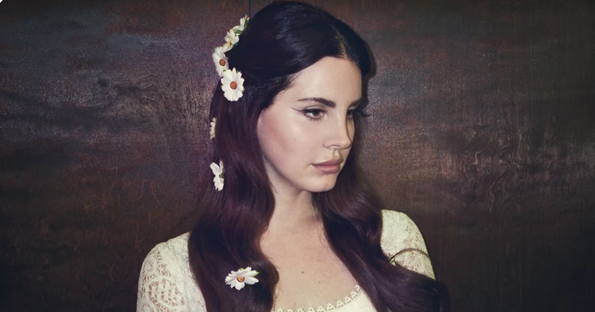 Lana Del Rey's latest song about Coachella and Woodstock sounds pretty familiar, and here's why