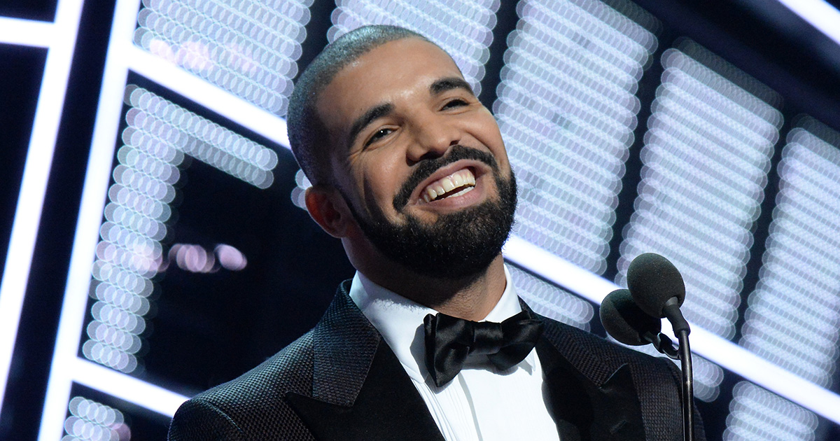 Drake just surprised his cousin by taking her (and her date) to prom
