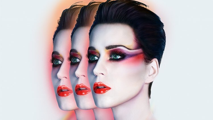Katy Perry just announced her new album, and she's also heading out on a massive tour