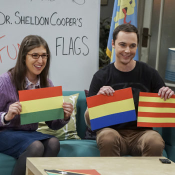 Mayim Bialik reveals Jim Parsons' wedding was a cell phone free affair