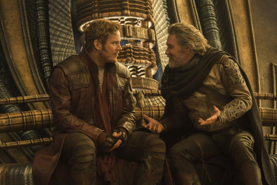 "There's one tiiiiiiny mistake in ""Guardians of the Galaxy Vol. 2"""