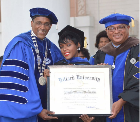 Janelle Monáe's commencement speech to Dillard University's graduates is one we *all* need to hear