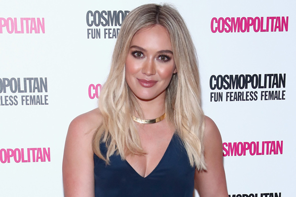 This is what Hilary Duff thinks about the fact that her son is slowly realizing she's famous
