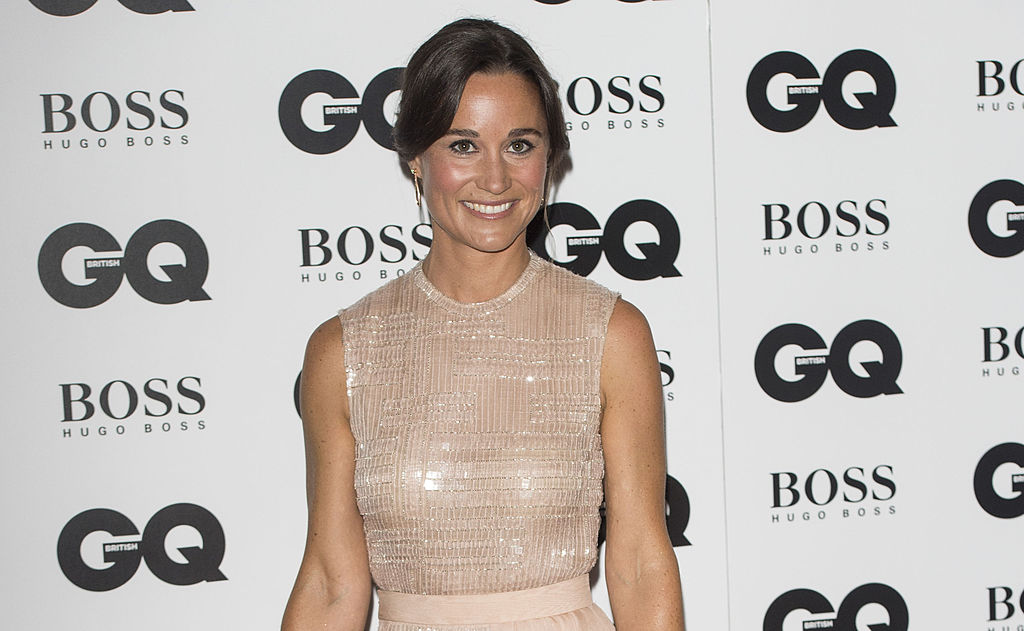 Pippa Middleton is reportedly in a bridal boot camp that sounds like the most fab form of self-care ever