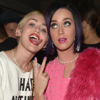 Miley Cyrus revealed that Katy Perry is her oldest and most loyal friend in Hollywood