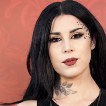 Kat Von D Beauty teased the new Shade and Light Glimmer eyeshadow palette, and OMG