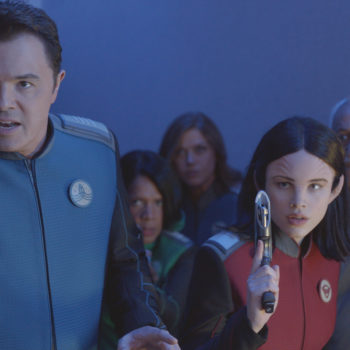 """The Orville"" appears to be the ""Star Trek"" spoof we never knew we needed"