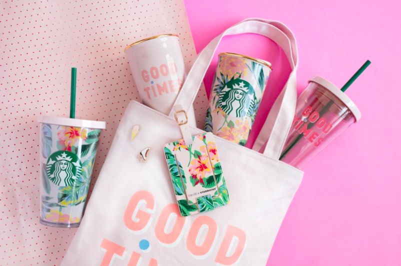 Here's how to snag one of those adorable Starbucks x Bando-collaborated cups that are only sold in Asia