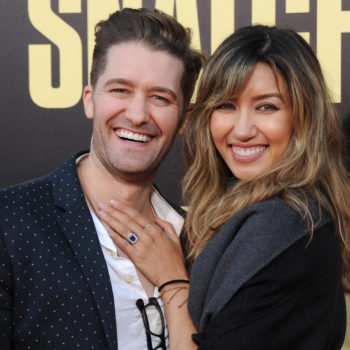 """Glee's"" Matthew Morrison and his wife are expecting a baby!"