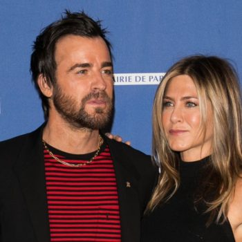 Jennifer Aniston and Jimmy Kimmel pranked Justin Theroux so hard