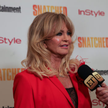 "Goldie Hawn opened up about the sexism she and her costars faced while making ""The First Wives Club"""