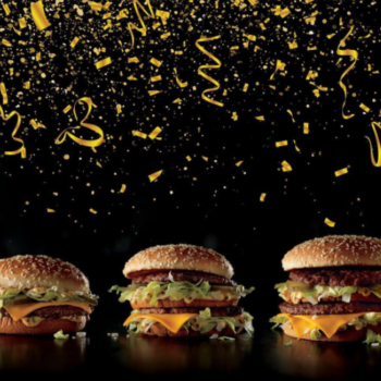 We have *the best* news for all you McDonald's lovers out there