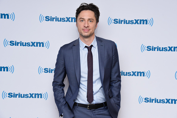 "The second coming of ""Scrubs"" is here with Zach Braff's brand new show"