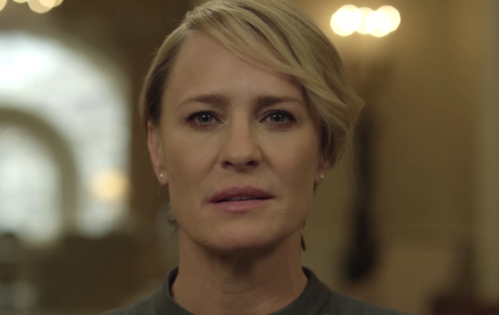 "Claire Underwood is sending us a secret message in this ""House of Cards"" teaser, and we have to figure it out"