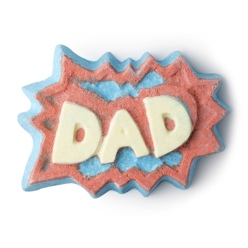 Lush Cosmetics is here to help you pick out the perfect gift for Father's Day with their new collection