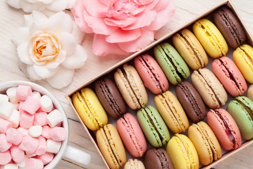Here's where you can buy the world's most expensive macaron