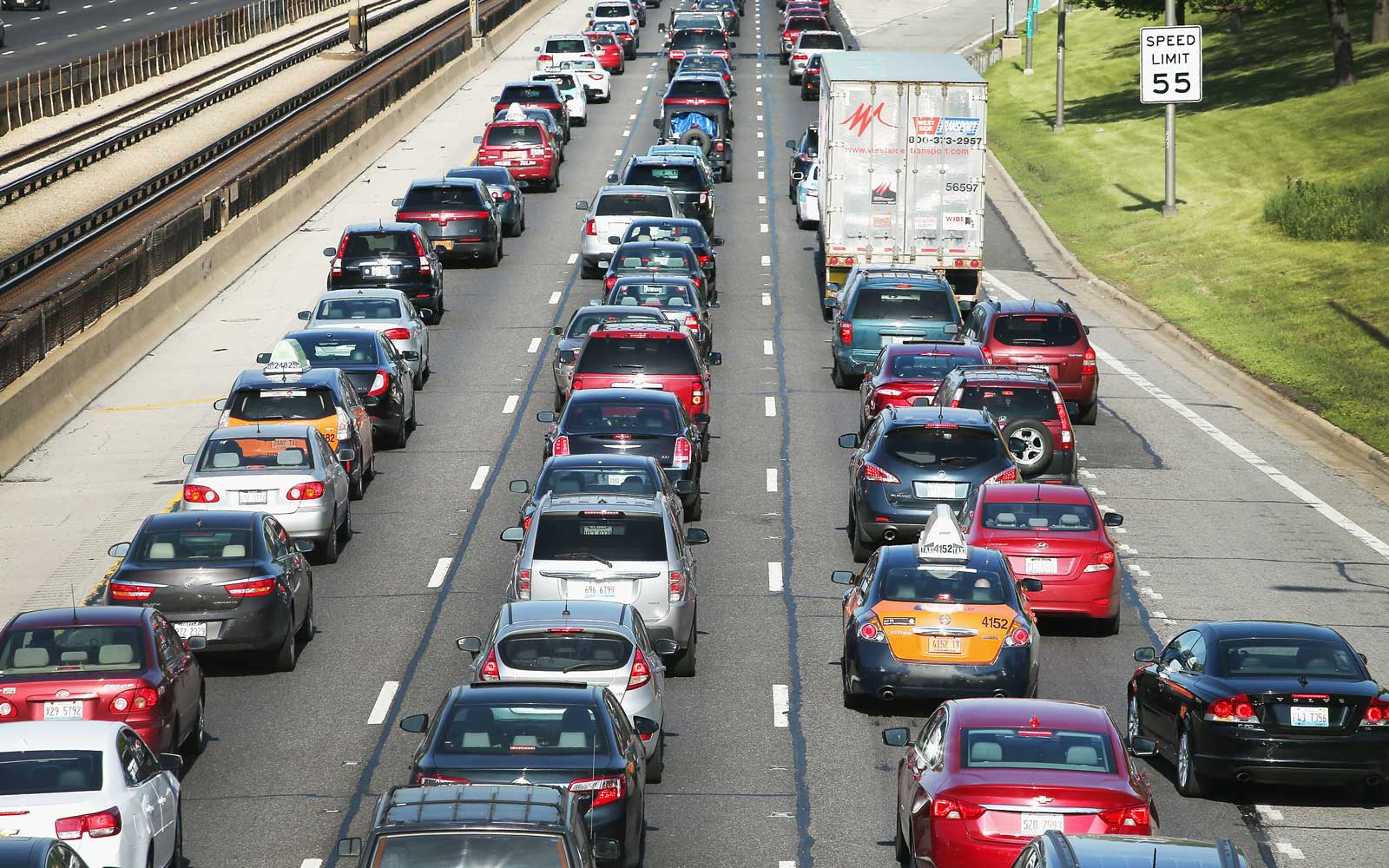 If you're traveling Memorial Day weekend, we have some bad news about traffic