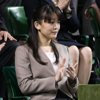 Japanese Princess Mako is giving up her title to marry a non-royal, and it sounds like a fairy tale IRL