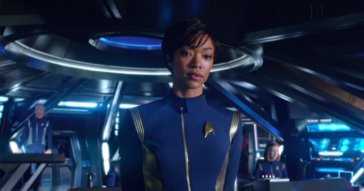 "Live long and prosper — the ""Star Trek: Discovery"" trailer is finally here"