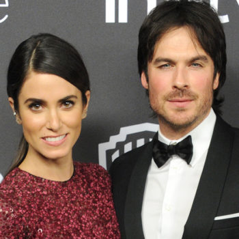 Ian Somerhalder's birthday wish to Nikki Reed is so adorable it'll make you melt