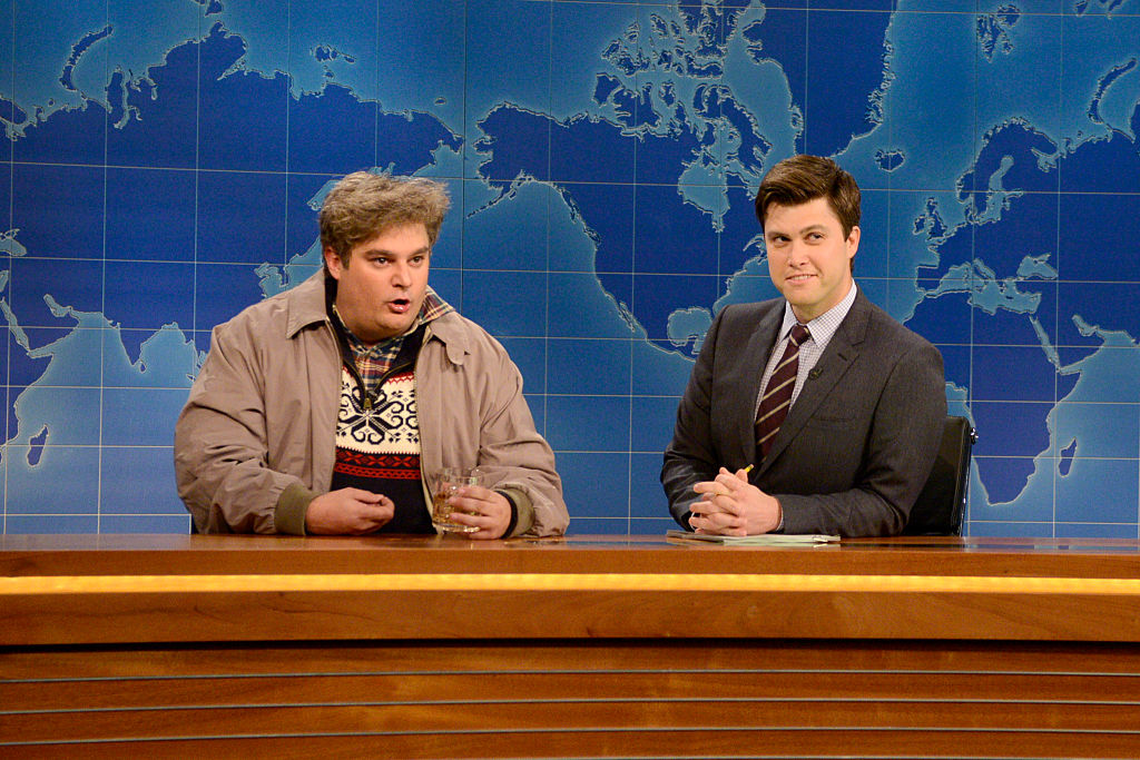 Start saying goodbye to Drunk Uncle — Bobby Moynihan is leaving SNL