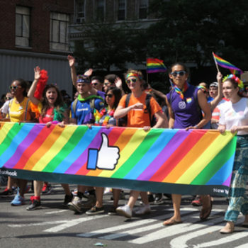 Facebook has teamed up with The Trevor Project to help support LGBTQ youth