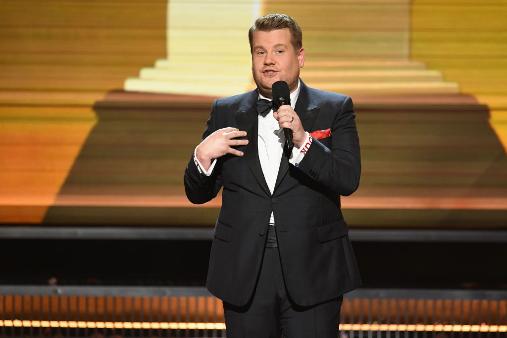 James Corden is the 2018 Grammys host, and we're super pumped about it