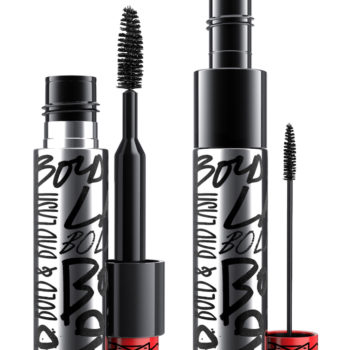 MAC Cosmetics's Bold and Bad mascara has a genius feature for all of your lash's needs