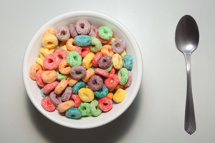 Calling all LA cereal enthusiasts: There's a cereal bar in Los Angeles now