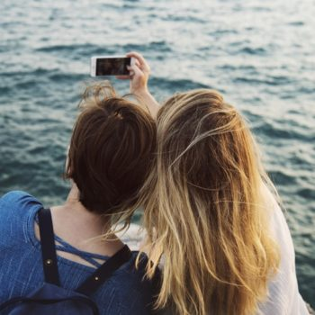 Maybe this is why we love our BFFs IRL but get so annoyed with them on social media